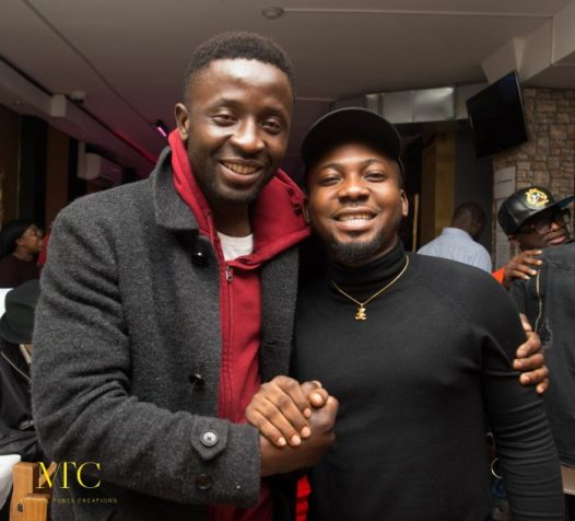 IMG 20171012 WA0028 700x634 - EXCLUSIVE: Photos From Ace Producer, Mystro And UK Djs Meet & Greet