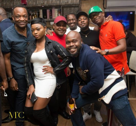 IMG 20171012 WA0030 700x649 - EXCLUSIVE: Photos From Ace Producer, Mystro And UK Djs Meet & Greet