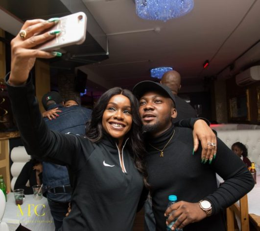 IMG 20171012 WA0037 700x621 - EXCLUSIVE: Photos From Ace Producer, Mystro And UK Djs Meet & Greet