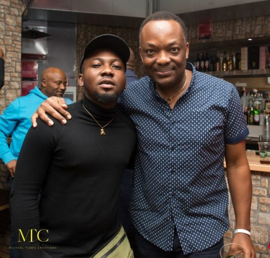 IMG 20171012 093322 138 700x670 - EXCLUSIVE: Photos From Ace Producer, Mystro And UK Djs Meet & Greet