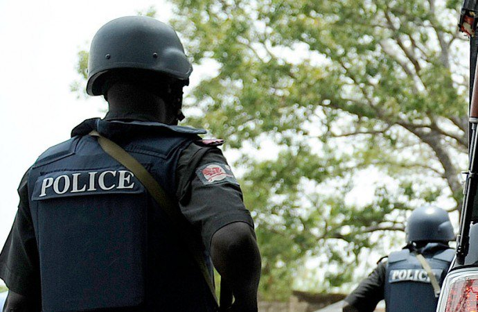 Police 6 - Police Parade Soldier, Student, 39 Other Suspect In Ibadan (See Reason)