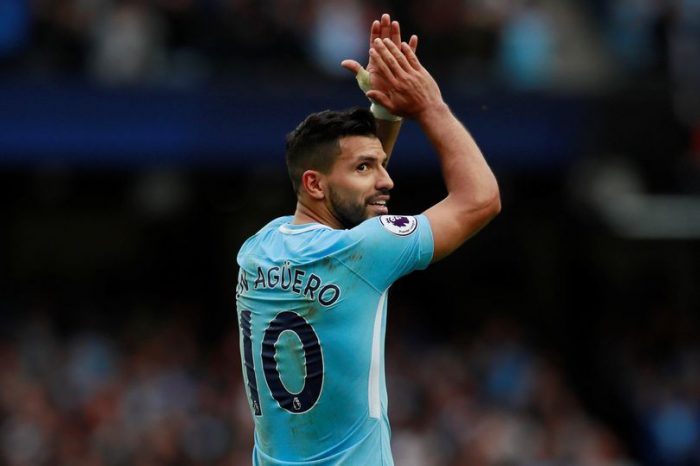 aguero 3 700x466 - Must Read!! Manchester City Striker Aguero Reveals Why He Didn't Die In The Car Crash