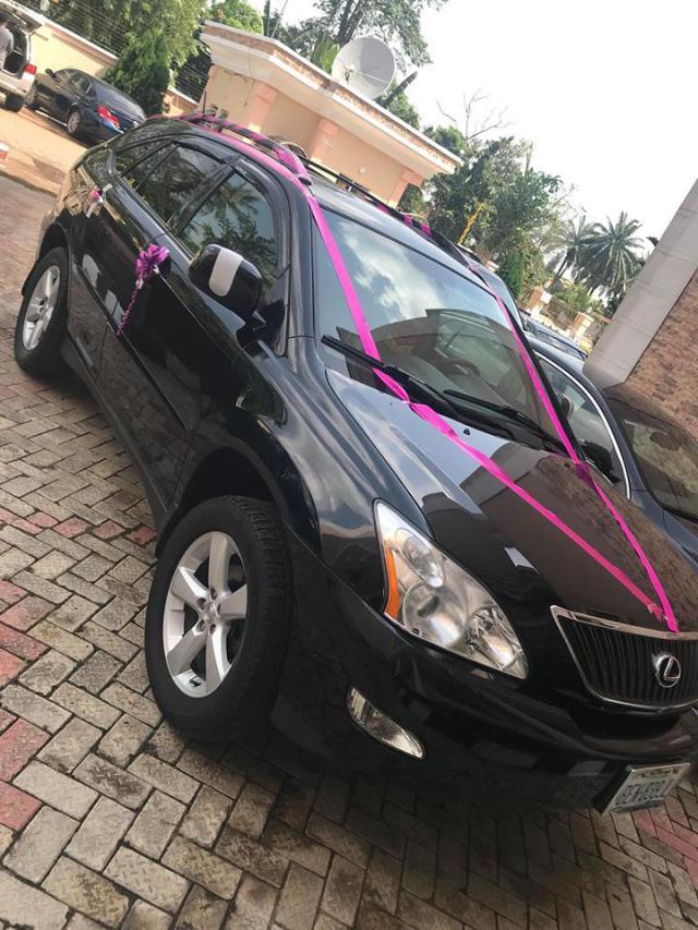 17-year-old Nigerian Boy Buys His Mom A Car (Photos, Video) - EneNaija
