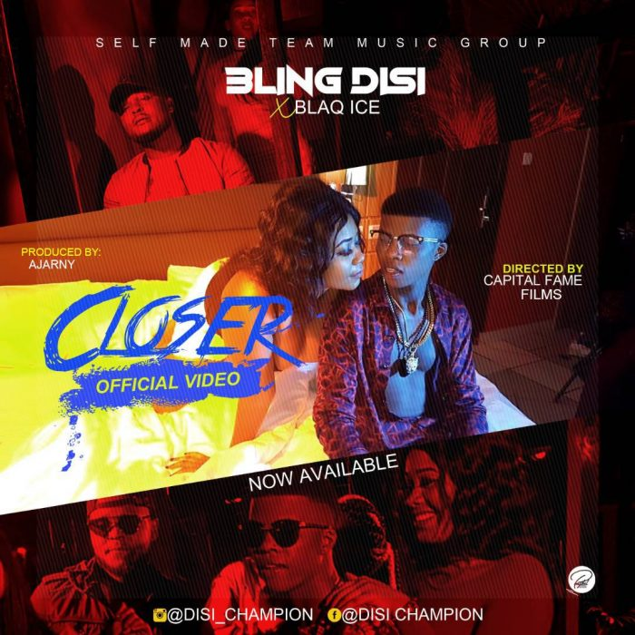 disi champion blaq ice