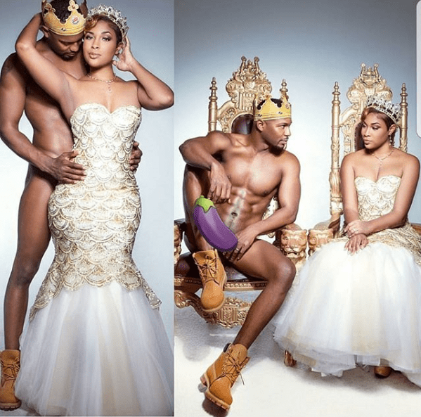 Man goes naked for his pre wedding shoot enenaija enenaija man goes naked for his pre wedding shoot junglespirit Gallery