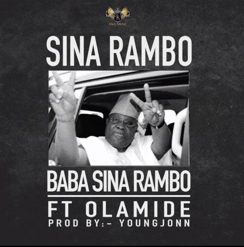 [KL Music] Sina Rambo Ft. Olamide – Baba Sina Rambo