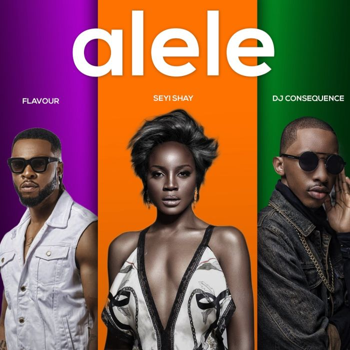 seyi shay, flavour, Dj consequence