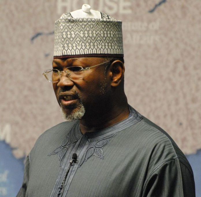 Attahiru Muhammadu Jega at Chatham House 2016 700x685 - Do You Agree? Nigeria Does Not Need Strong Leaders, But Competent Ones – Jega