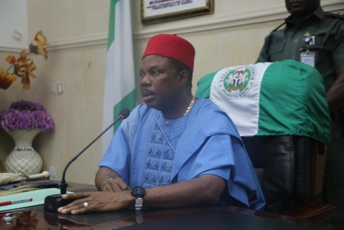 """""""All The Affected Victims Should Report To Me Themselves For Help"""" Anambra State Governor Obiano Orders 2"""