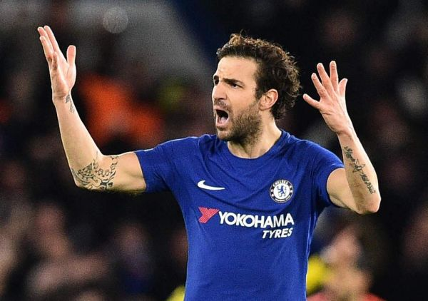 6e0826d7b3be0 Cesc Fabregas has admitted it was sad leaving the Premier League for a  second time as he looks forward to helping his old mentor, Thierry Henry  turn around ...