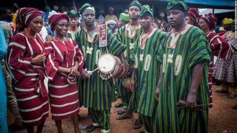 Image result for yoruba people