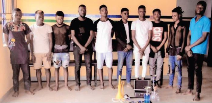 homo 1 - How I Was Lured To A Gay Club In Lagos With U.S. Visa Promise – Suspect Opens Up