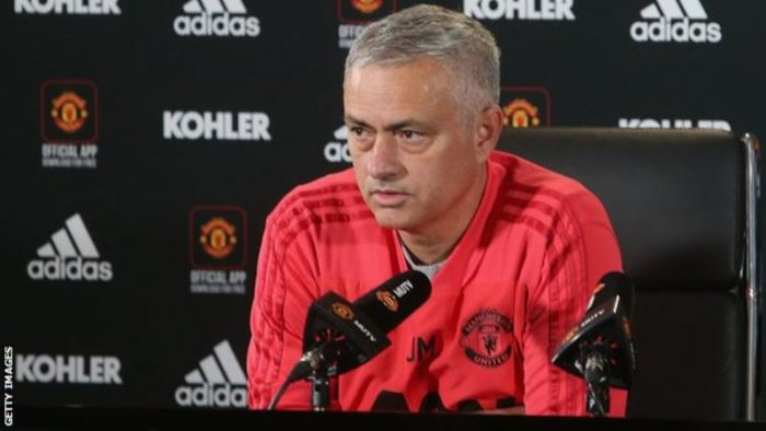 BREAKING NEWS!! See What Man United Board Are Saying About Mourinho's Future At The Club