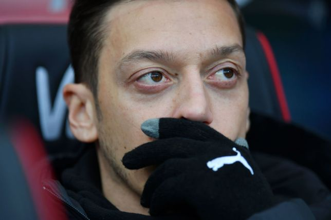 Mesut Ozil Hit Back at those Criticising His Performance In Big Games 2