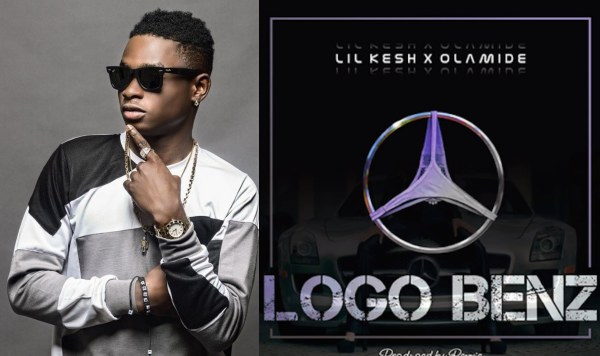 "Lil Kesh Promotes 'Yahoo-Yahoo' And 'Blood Money' In his new Hit ""Logo Benz"""