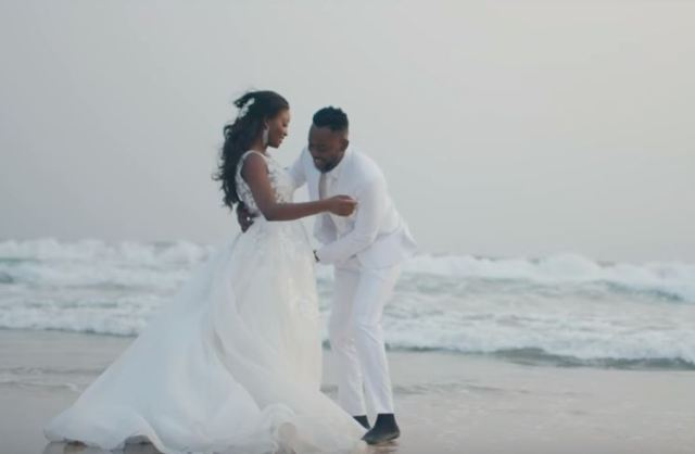 Simi And Adekunle Gold's Wedding Pictures Are Finally Out 2