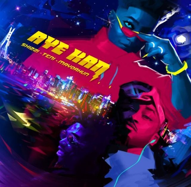 [Music] Shizzi Ft. Teni x Mayorkun – Aye Kan