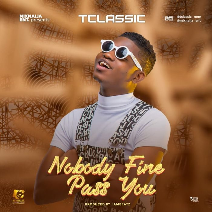T Classic Nobody Fine Pass You 700x700 - T-Classic – Nobody Fine Pass You