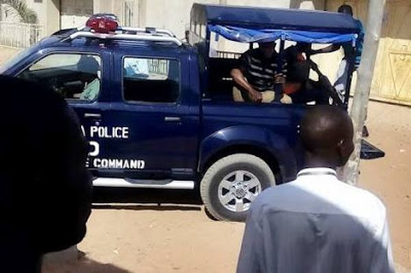Drama As Man Steals His Own Car From Abuja Police Station (PHOTOS)