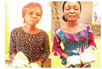 Officers Arrest Sisters Smuggling Hemp, Tramadol Into Kuje Prison In Abuja