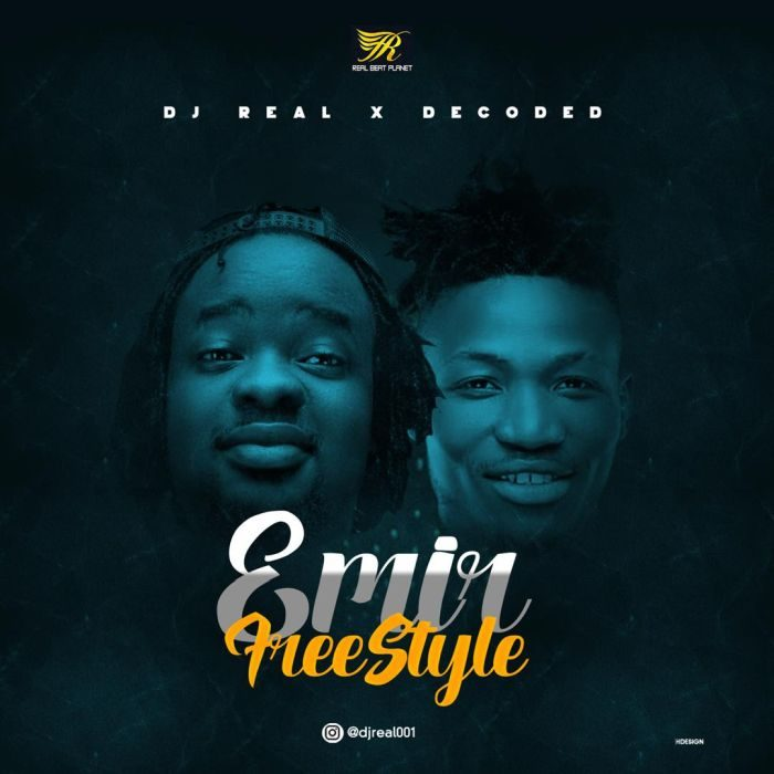 [Music] DJ Real featuring Decoded - Emir Freestyle