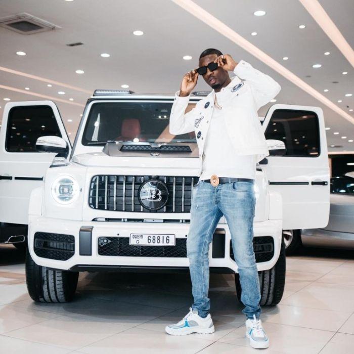 Meet Mr WoodBerry!!! The Nigerian Big Boy That Has Money More Than ...