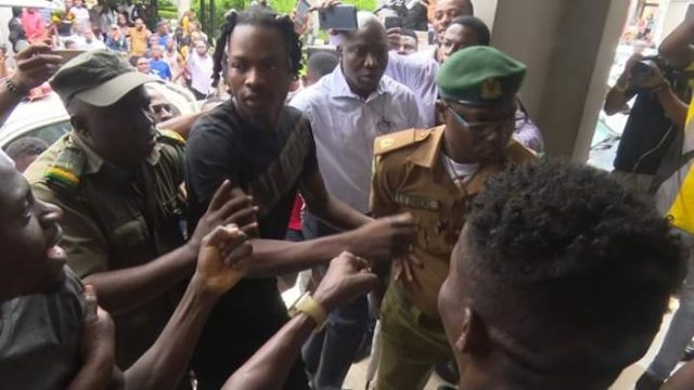 EFCC Releases Official Statement About Naira Marley