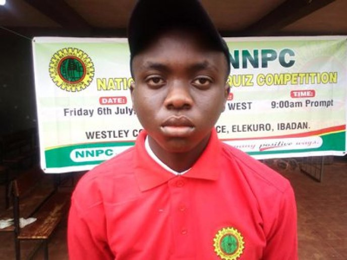 15-Year-Old Teenager Who Scored 347 In JAMB Reveals His Secret (Photo)