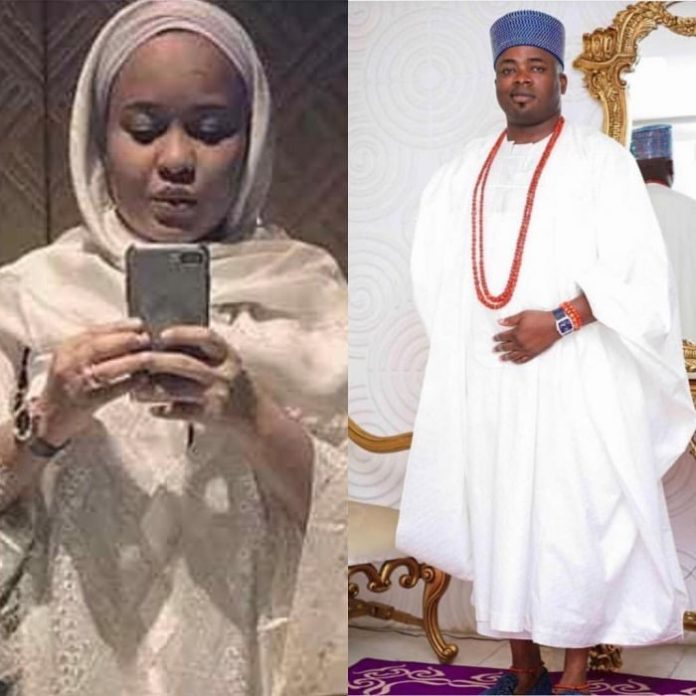 Image result for Oba Saheed Elegushi Of Ikate Land Marries 2ND Wife