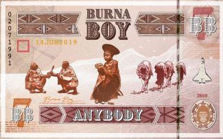 [Music + Video] Burna Boy – Anybody