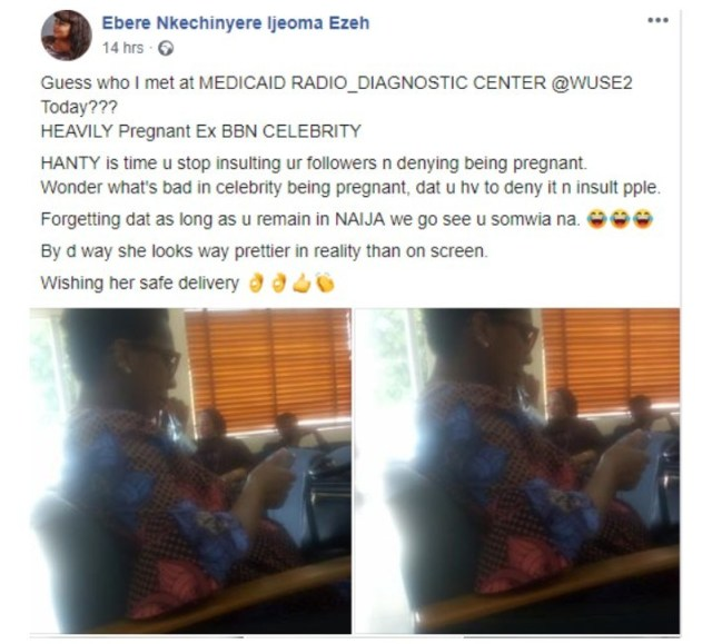 Daddy Freeze Slams Lady Who Exposed The Pregnancy Photos Of TBoss In A Clinic