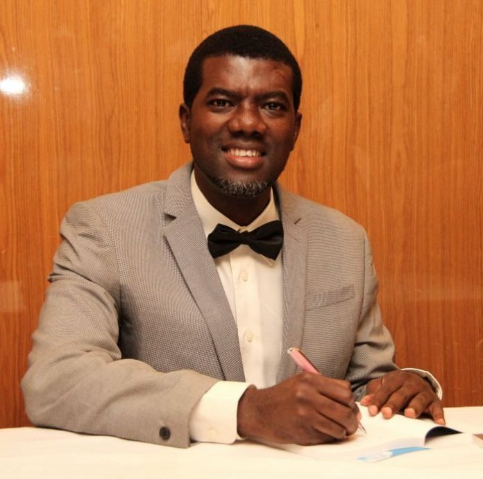 Omokri Quits Politics, says 'Nigerians Are Ungrateful, Deserve Buhari Govt'