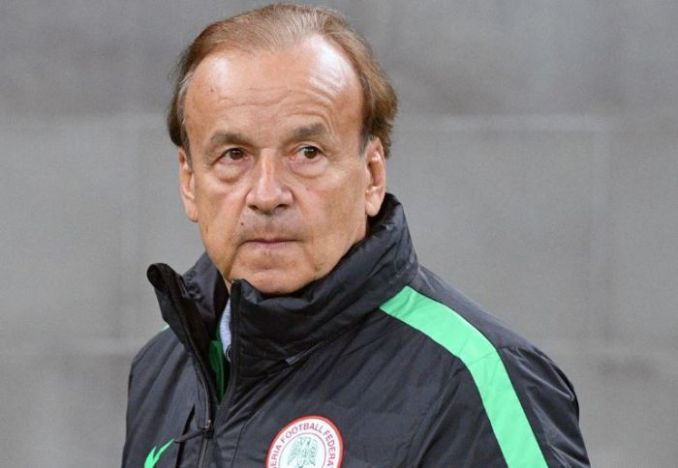 HE IS POOR!! Super Eagles Boss Rohr Facing Heavy Criticism After Bad Performance Against Cameron (Read More)