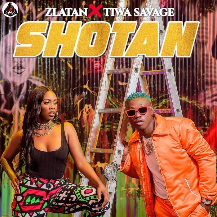 """Zlatan Teams Up With Tiwa Savage To Drop A New Jam Titled """"Shotan"""" Drops Today #StayTuned"""
