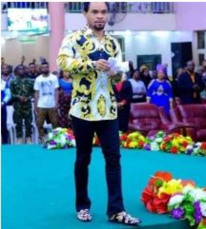 Anambra State Popular Pastor, Denies Saying He Will Walk On Water On August 19