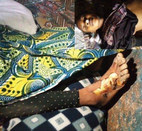 OMG!! Truck Driver Kills Wife For Reporting Him To Her Mother In Abeokuta (Graphic Photo) 2