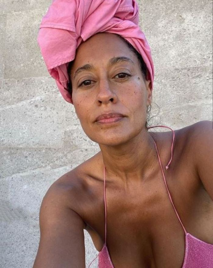 47 Year Old Actress Shows Off Her Incredible Body In New Bikini Photos 10