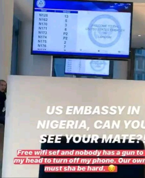 Adekunle Gold Criticizes US Embassy In Nigeria After Visiting US Embassy In UK 4
