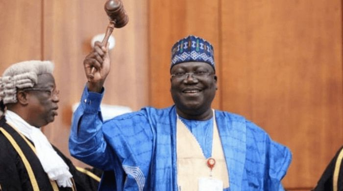 We Are Not A Rubber Stamp National Assembly – Senate President, Ahmed Lawan Insists