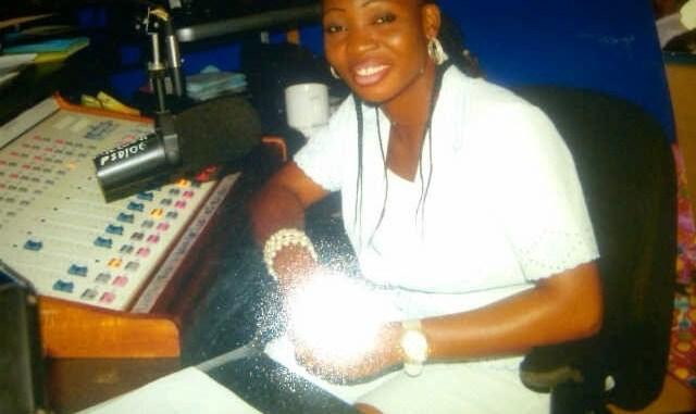 Popular Radio Lagos Presenter, Is Dead (Photos)