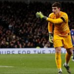 Tottenham identify and Ban Fan For Throwing Cup At Chelsea's goalkeeper.