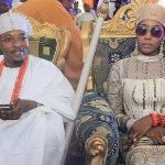 """Revealed: The real story behind The """"Brief Marriage"""" Between Oluwo of Iwo And His Beautiful Canadian Wife. (Must read)"""