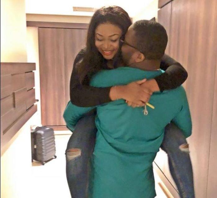 Actress Ruth Kadiri Writes Husband On Valentine's Day (See What She Said To Him)