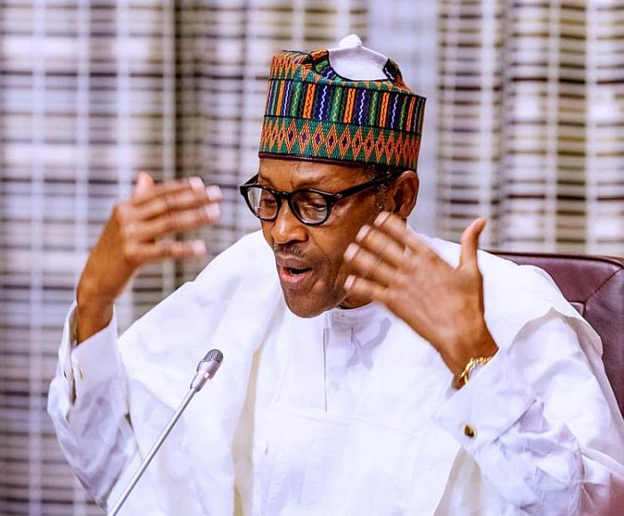 JUST IN!!! President Buhari Sends Message To Nigerian Media Ahead Of May 3Rd