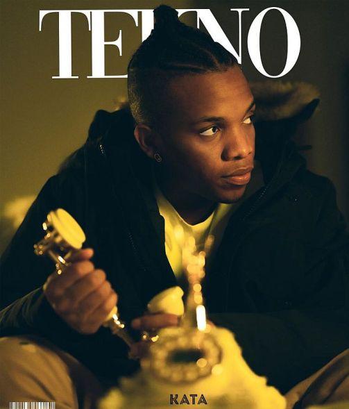 [Music] Tekno – Kata