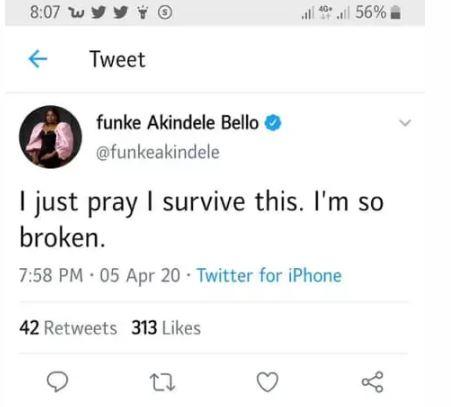 Funke Akindele Speaks From Police Custody, Video Of Her Arrest Surfaces Online (Watch Video)