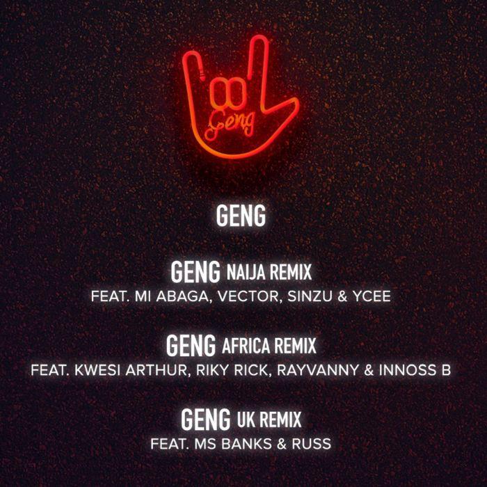"Mayorkun Set To Release New EP Titled ""Geng Remix"" 4"