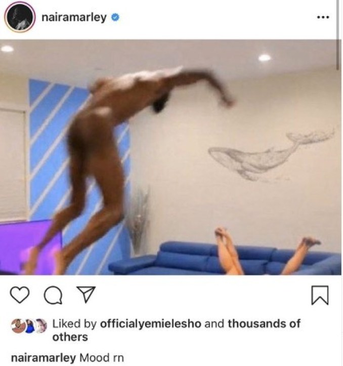 See What Naira Marley Posted Immediately After Ramadan Finished (PHOTO) 1