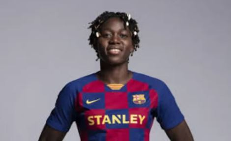 Some Footballers Earn N30, 000 Monthly In Nigeria - Asisat Oshoala Made A Shocking Revelation