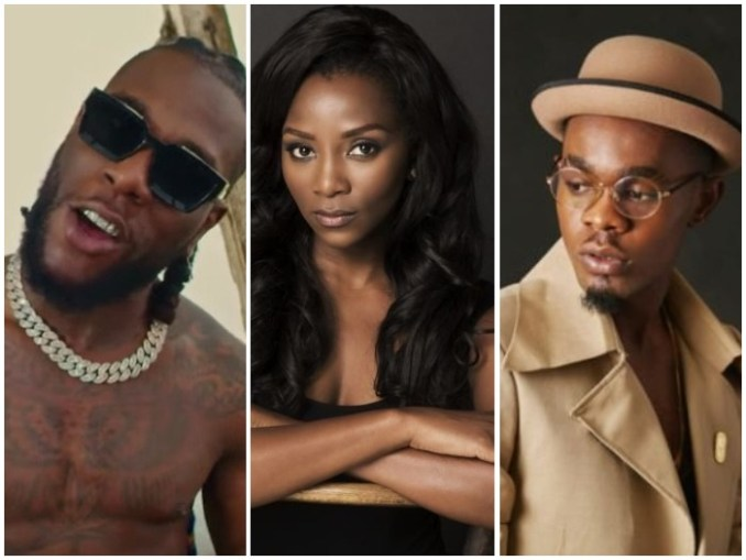 Top 10 Nigerian Celebrities Who Have Not Done Giveaway Online Since COVID-19 Lockdown Started (No. 5 Is Very Stingy)